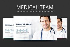 Medical Team by Good Pello on Creative Market