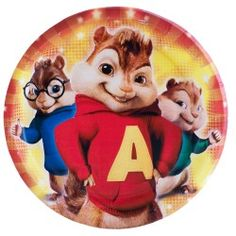Party express has alvin and the chipmunks party stuff