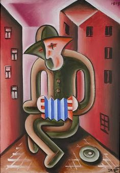 Weimar: Josef Čapek - The Robot Inventor Pink Images, Georges Braque, Writers And Poets, Argumentative Essay, Sonic Art, Jena, Bergen, Modern Art, Illustration Art