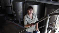 SMH- Sarah Crowe senior winemaker at Bimbadgen Estate Hunter valley.Thursday 11th April 2013 pic by Natalie Grono