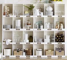 Vintage See 20 of the best Ikea Kallax Hacks ideas and the different ways you can DIY them for your home. Create a fabulous vintage cubby. - See The Best Ikea Kallax Hacks Ikea Hacks, Ikea Kallax Hack, Ikea Kallax Regal, Diy Hacks, Kallax Shelf, Expedit Bookcase, Ikea Cubbies, Creative Storage, Storage Ideas