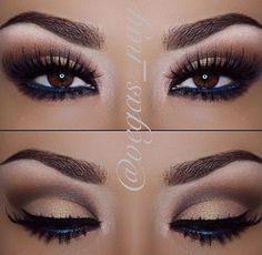 eye-shadow for brown eyes