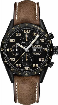 Looking for TAG Heuer Carrera ? Check out our picks for the TAG Heuer Carrera from the popular stores - all in one. Tag Heuer Carrera Chronograph, Tag Heuer Carrera Calibre, Casual Watches, Cool Watches, Watches For Men, Tag Watches, Army Watches, Carrera Watch, Swiss Luxury Watches