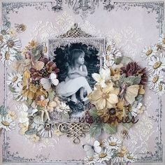 """Tina Marie - Forever and Always: """"Memories"""" - 49andMarket - Flower Fairies of Spring"""