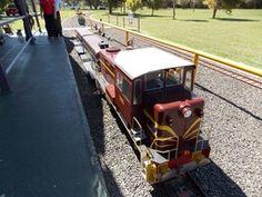 Berry NSW Penwood Miniature Railway