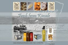Fresh from Kinsale Food Company, Catering, Fresh, Blue, Catering Business, Food Court