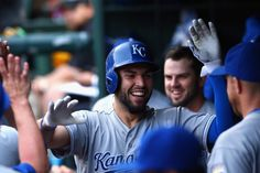 Eric Hosmer Photos: Kansas City Royals v Texas Rangers