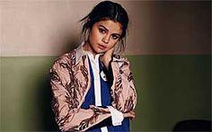 Selena Gomez Photoshoot for InStyle Magazine