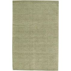 Shop for Artist's Loom Hand-tufted Contemporary Geometric Wool Rug (7'x10'). Get free shipping at Overstock.com - Your Online Home Decor Outlet Store! Get 5% in rewards with Club O!