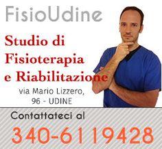 FisioUdine - Studio di Fisioterapia e Riabilitazione. Contatti dello studio.