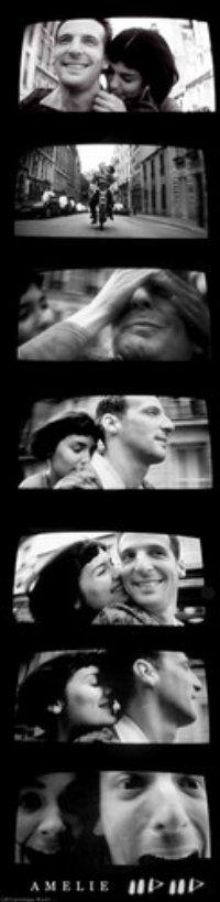Amelie/Le fabuleux destin d'Amélie Poulain (2001 Jean-Pierre Jeunet) - Love