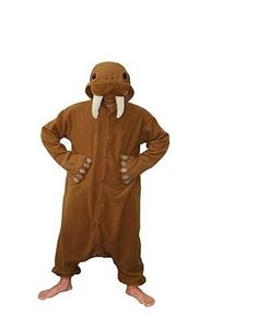 Walrus Onesie for Adults