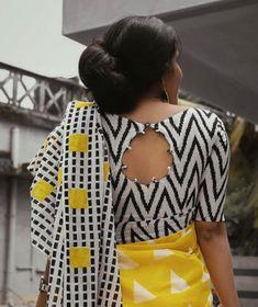Simple Blouse Designs, Stylish Blouse Design, Blouse Neck Designs, Choli Designs, Sleeve Designs, Blouse Styles, Cotton Saree Blouse Designs, Designer Blouse Patterns, Formal Saree