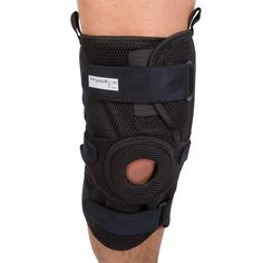765a47720d Hinged Knee Brace - Knee Ligament Support & Rehab - Knee Injury Pain Relief