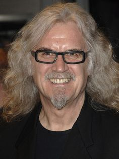 Billy Connolly - of course.