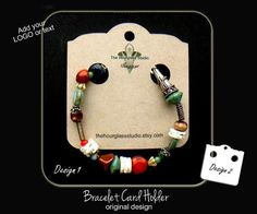 Image result for cricut bracelet jewelry card