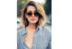 Undrar du också vilka frisyrer som gäller just nu? Kolla in bildspelet för att få de hetaste tipsen.