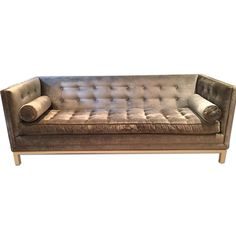 Leather Sectional Sofa This is a Jonathan Adler Lampert Sofa for Beautiful Jonathan Adler Lampert Grey Velvet
