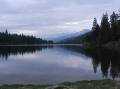 Hume Lake, Sequoia and Kings Canyon CA: Great place to stay. Love the lake. Boating is great: as is kayaking. Many hiking trails around.