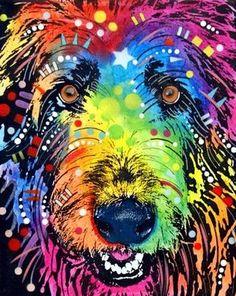Irish Wolfhound - Dean Russo