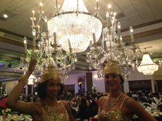 corporate entertainment chandeliers models