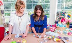 Home & Family - How-To - DIY Boo Boo Bunnies with Tanya Memme | Hallmark Channel
