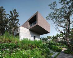 Residence Rain Trees (II) Landscape Architecture | Wison Tungthunya & W Workspace