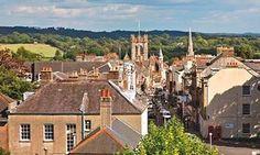 Let's move: Dorchester, Dorset Dorchester Dorset, Lets Move, San Francisco Skyline, Countryside, Paris Skyline, United Kingdom, Places To Go, Let It Be, Tweed