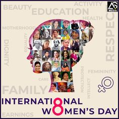 On International Women's Day, Advtsoul Media wishing every woman the best of success and prosperity…Have a great day! Have A Great Day, Advertising, Success, Branding, Activities, Education, Woman, Digital, Brand Management