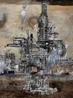 Devin Gharakhanian. BArch Thesis // The Cathedral of Waste | SUPER // ARCHITECTS