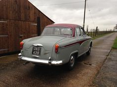 1957 Austin A95 Westminster Saloon Chassis no. B56/HCS/41037 Hot Men, Hot Guys, Austin Cars, Old Lorries, Ford Classic Cars, Westminster, Motor Car, Cool Cars, Motors