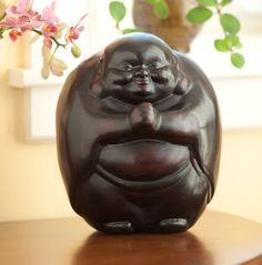 Sits on the counter in my kitchen. Buddha Buddha!