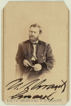 Ulysses S. Grant Signature Google Image Result for http://library.thinkquest.org/J0110546/media/grant_pic/grant2.jpg
