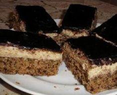 Diós krémes sütemény - eszméletlenül finom... - nagyon bevált, szinte pillanatok alatt elfogyott