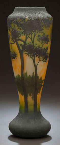 341 Best Daum Nancy Art Glass Images On Pinterest Art Nouveau