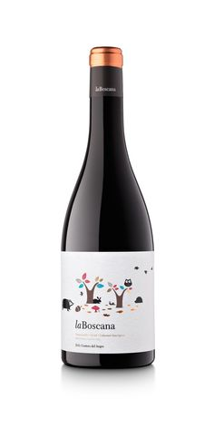 la_boscana_mid_res #taninotanino #winebrandingdesign