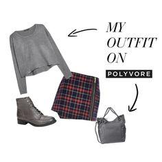 """Scottish Grey"" by farbundstil-christine-becker on Polyvore"