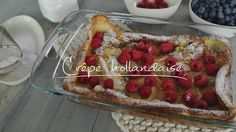 Crêpe hollandaise | Cuisine futée, parents pressés