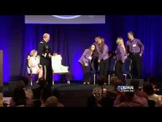 Gen. Martin Dempsey Belt Out 'Uptown Funk' and 'The Unicorn Song'