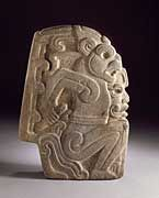 Hacha in the Form of a Jaguar  Mexico, Veracruz, Totonac  700-900