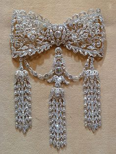 Cartier Edwardian diamonds