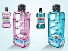 La Moderna » Listerine / Promociones
