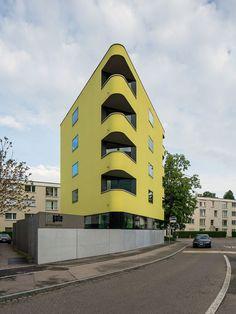 Wohn- und Geschäftshaus Herzoghaus — Schneider & Schneider