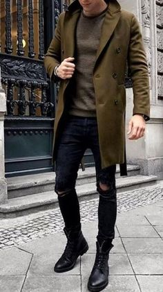 #Fashion #Outfits #Men Trendy Fall Fashion Outfits for Men to stylize