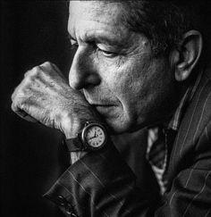 Leonard Cohen - photo