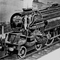 Chattanooga Choo Choo, Steam Turbine, Garden Railroad, Steam Boiler, Steam Railway, Railroad Photography, Old Trains, Heavy Machinery, Model Train Layouts