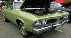 1968 Beaumont SD 396 Sport Deluxe Coupe (Canada)