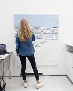 "67 tykkäystä, 1 kommenttia - Jenni Tuulia (@jennituuliaart) Instagramissa: ""Storytime continues! Today I'm sharing the part of my creative journey where I end up in art…"" My Art Studio, Jenni, Normcore, Journey, Creative, Style, Fashion, Swag, Moda"