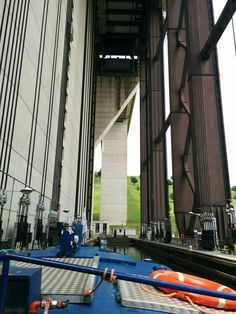 Tallest ship lock in the world 73m