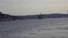 Флагман 6-го флота ВМССШАвошел вЧёрное море